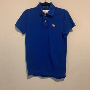 Abercrombie & Fitch Mens Polo shirt size small H7